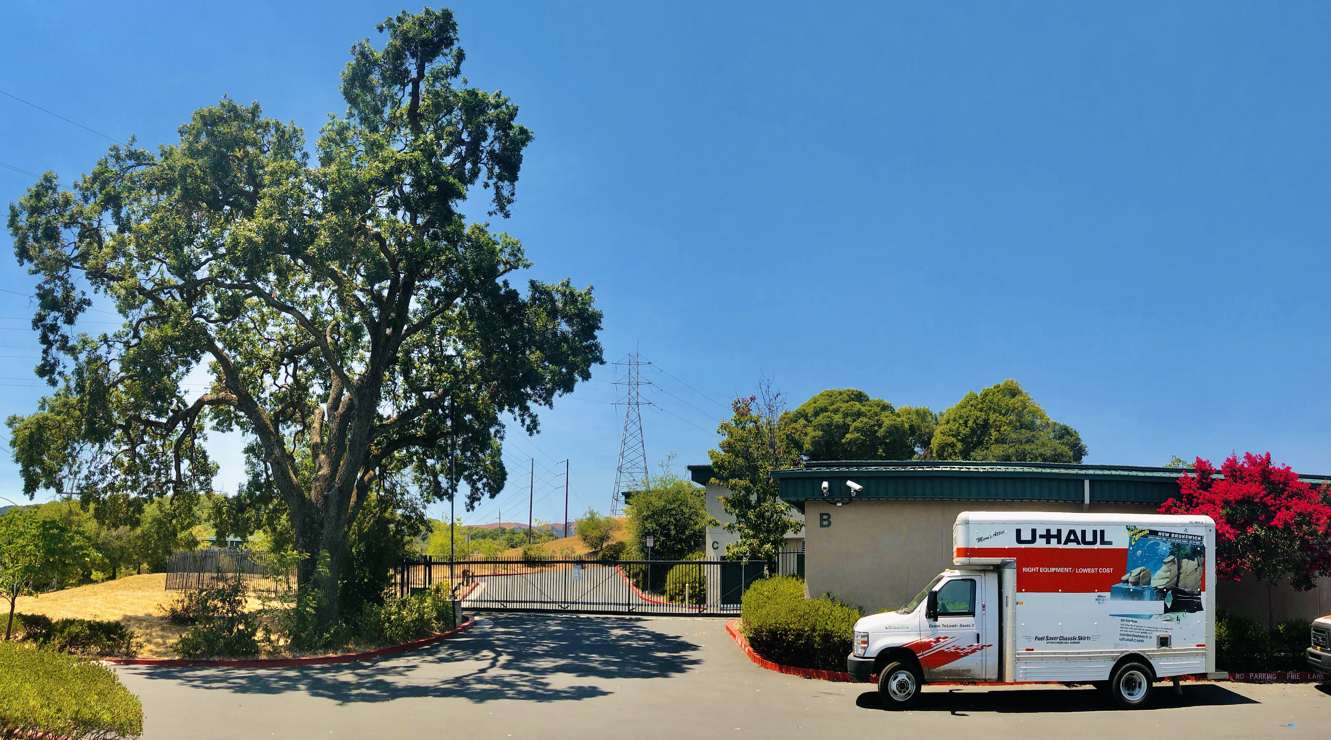 Storage Location in Novato