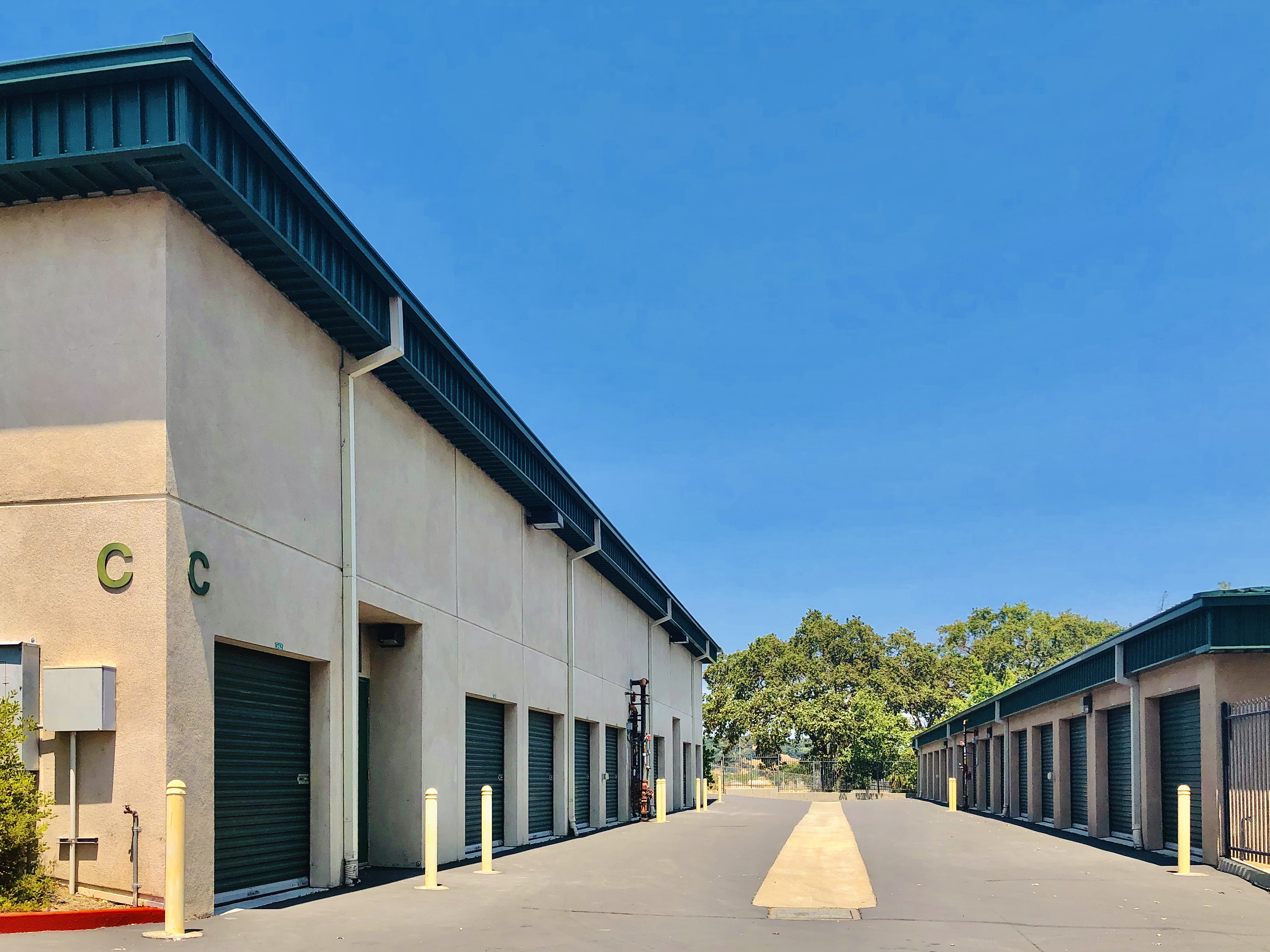 Storage Facility buildings